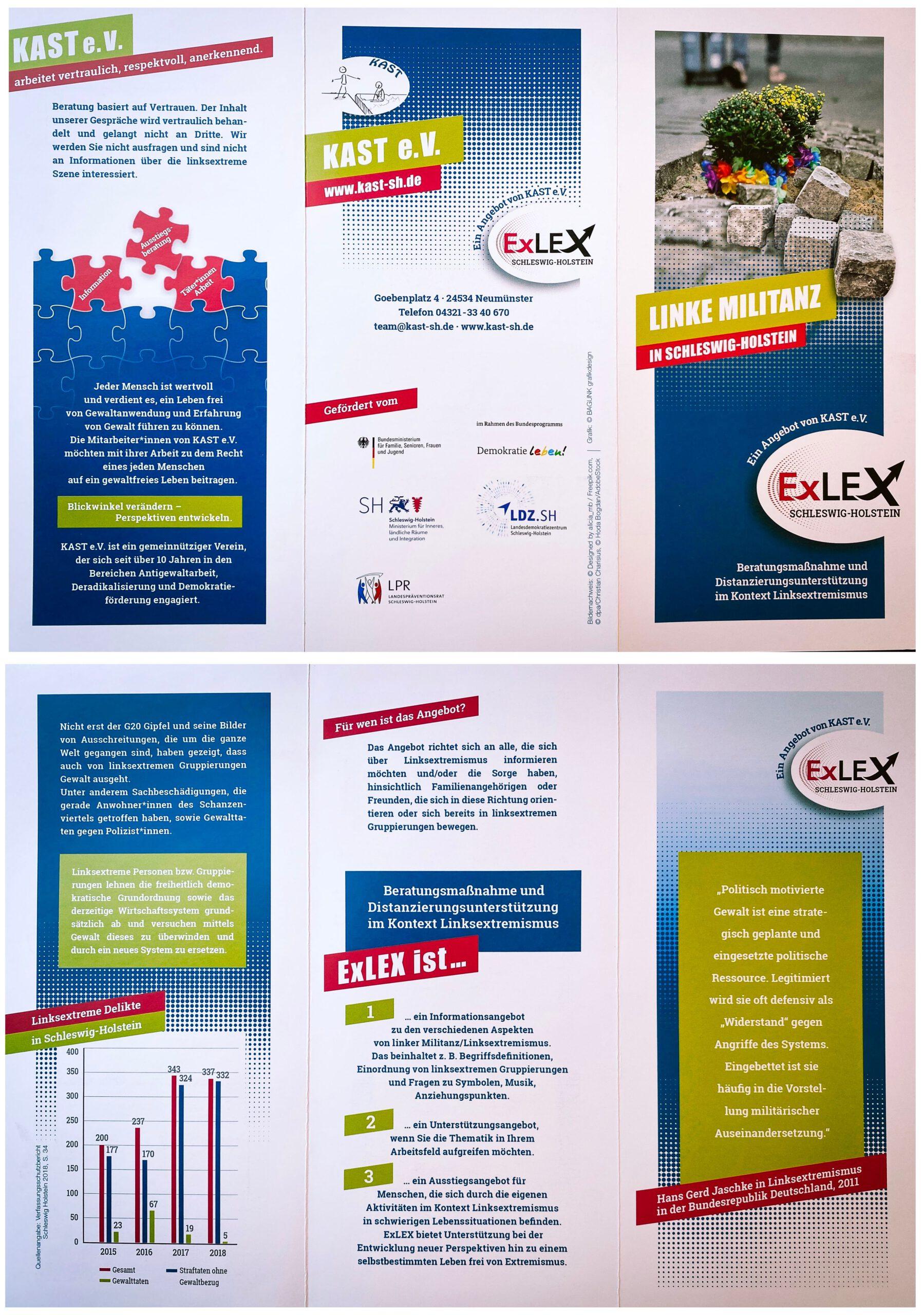 Ex Lex Flyer