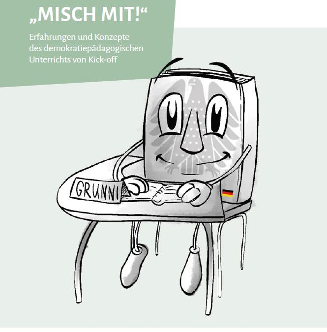 """""""Misch mit!"""" Demokratiepädagogik Broschüre veröffentlicht"""
